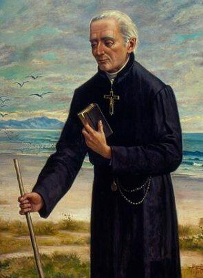 Pintura do Padre José de Anchieta