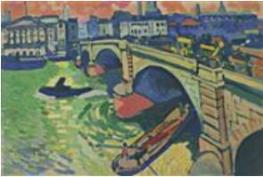 London Bridge, obra de André Derain